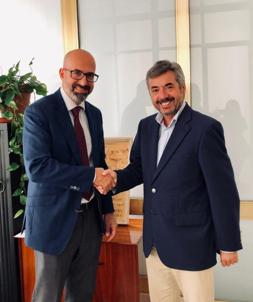 Atradeco se reúne con Miguel Ángel Torrico Pozuelo, Delegado de Presidencia, Seguridad, Vía Pública y Movilidad