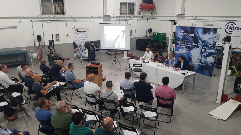 ATRADECO celebra su 42 Asamblea General mirando hacia un futuro digital y eléctrico en el sector