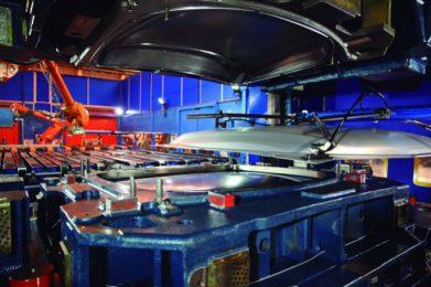 La industria auxiliar vuelve al trabajo entre ERTEs y malos pronósticos