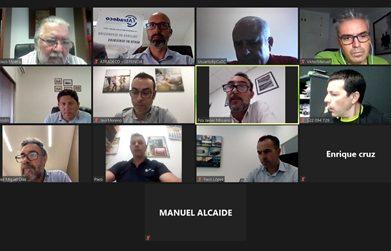 Encuentro virtual con la Diputación de Córdoba. Movilidad sostenible en la provincia.