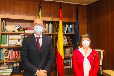 Reunión de ATRADECO con la Subdelegación de Gobierno de España sobre el nuevo estado de alarma y el sector de la automoción cordobés