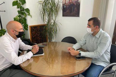 ATRADECO se reúne con el Ayuntamiento de Pozoblanco