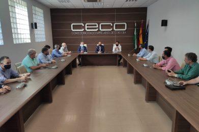 ATRADECO y la Gerencia Municipal de Urbanismo de Córdoba se reúnen en CECO