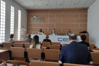 Inauguración de la Comisión de Industria en CECO